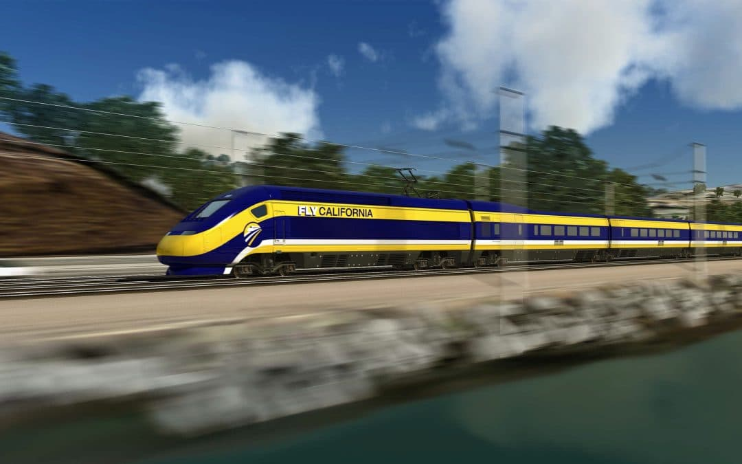 Going off the Rails: The CA High-Speed Rail Authority