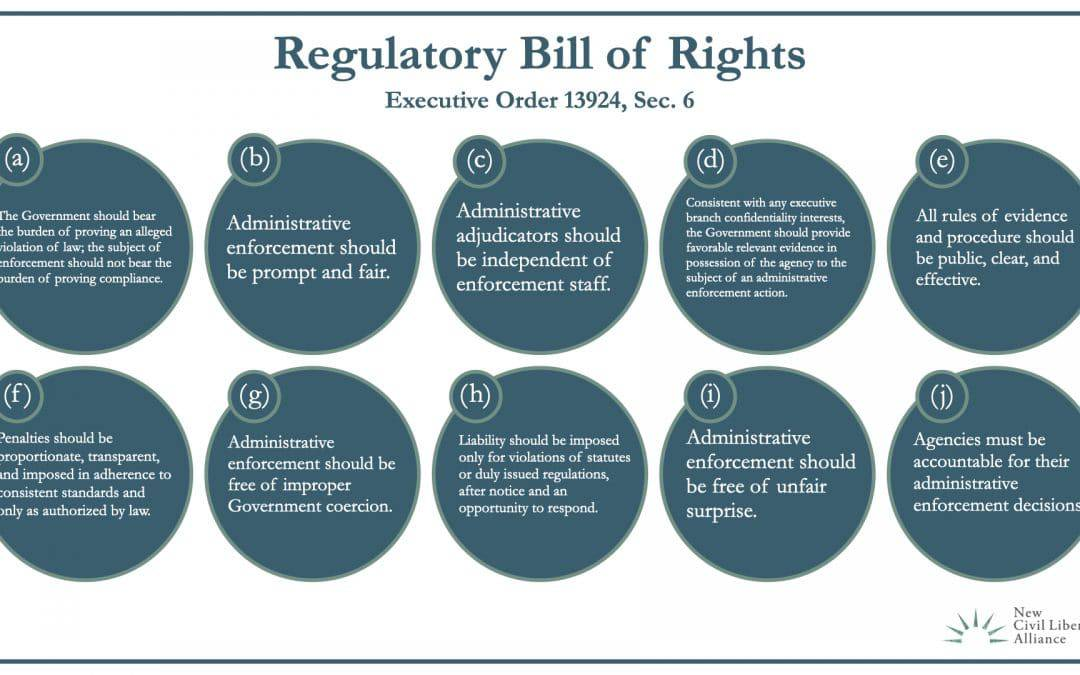 """Trump's """"Regulatory Bill of Rights"""": OIRA's Implementing Memorandum is Heading in the Right Direction"""