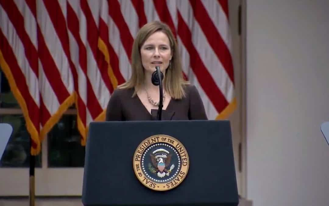 Some Thoughts on the Nomination of Judge Amy Coney Barrett