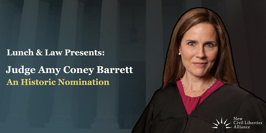 Judge Amy Coney Barrett: An Historic Nomination