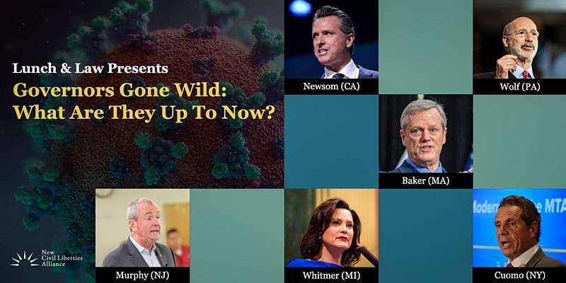 Governors Gone Wild: What Are They Up To Now?
